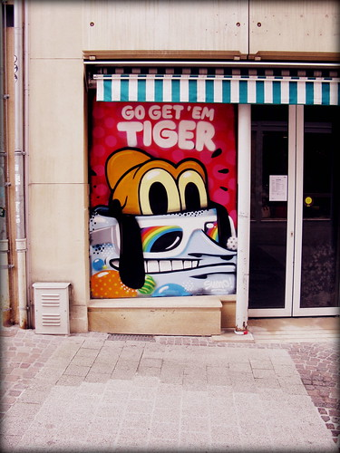 Go Get 'Em Tiger, Luxembourg City | by Wagsy Wheeler
