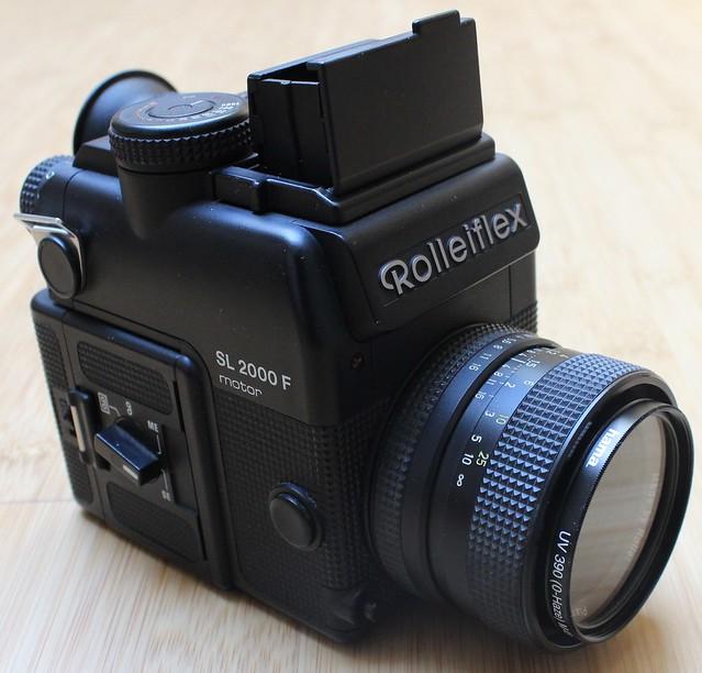 Rolleiflex SL2000F