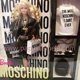 Moschino Barbie Doll | by Queen_Barbie