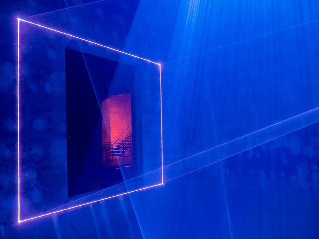 Lasershow - Zollverein -4