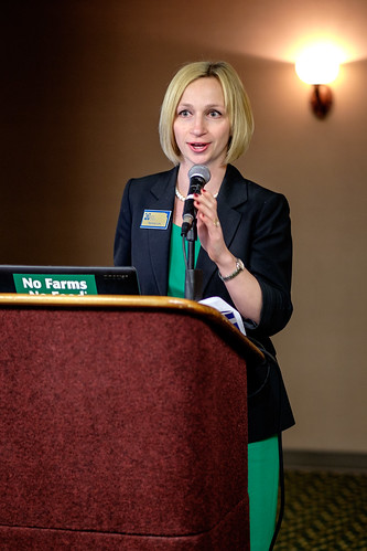 Tatiana Lin: Bringing Population Health Considerations into Policy Discussions: Changes to the Kansas Corporate Farming Law | by Kansas Farmers Union