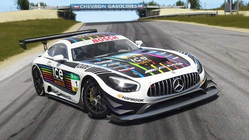 Ice Watch AMG GT3 | by Stadtaffe269