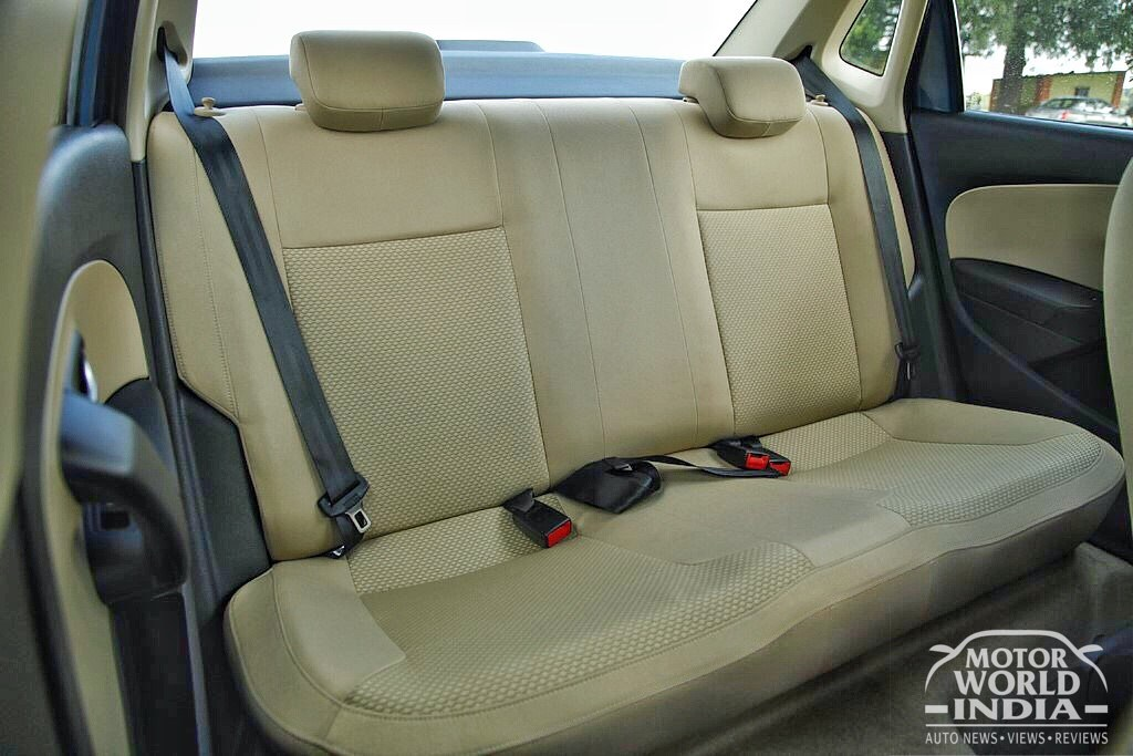 Fabulous Volkswagen Ameo Diesel Interior Rear Seat Processed With S Ocoug Best Dining Table And Chair Ideas Images Ocougorg