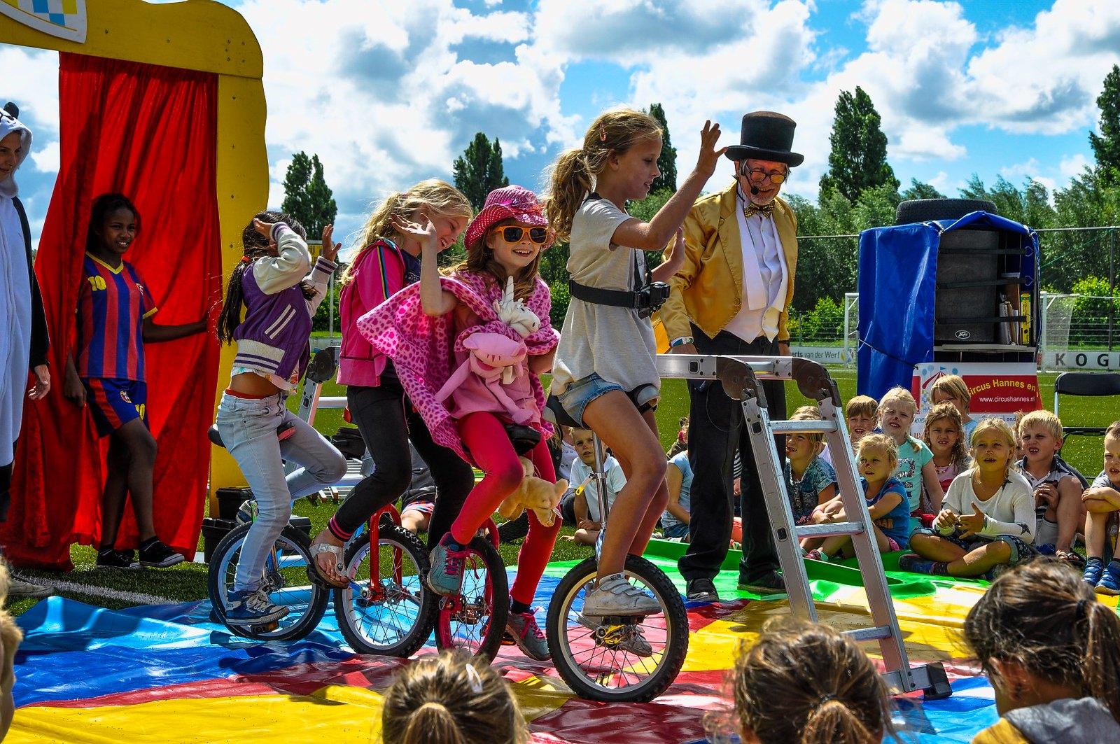 Cirque du Zomerfeest en bingo -55