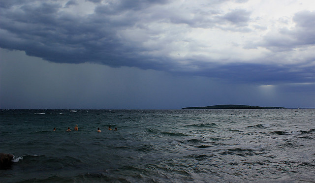 Awenda Beach 1 Storm