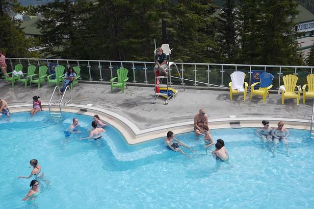 金, 2015-07-24 13:25 - Banff Upper Hot Springs