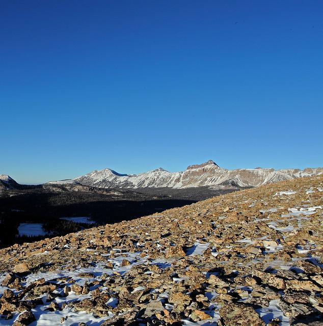 HIGH UNITA MOUNTAINS