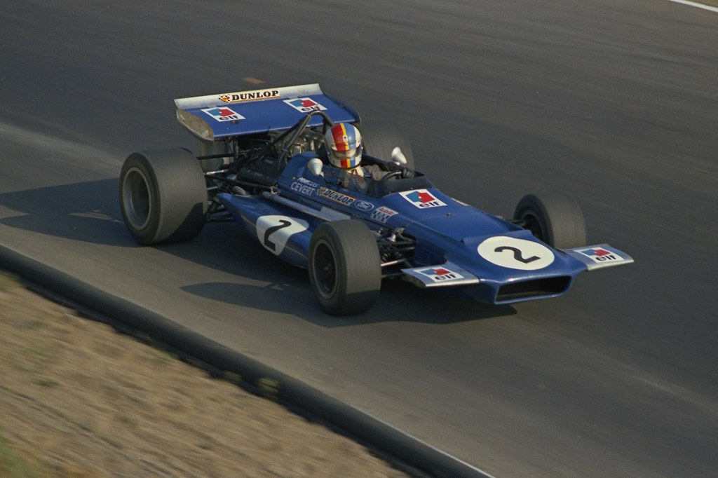 Canadian Grand Prix 1970 Francois Cevert March