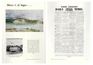 Otago Daily Times Centennial Supplement