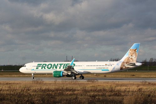 A321 Frontier N706FR | by XFW-Spotter