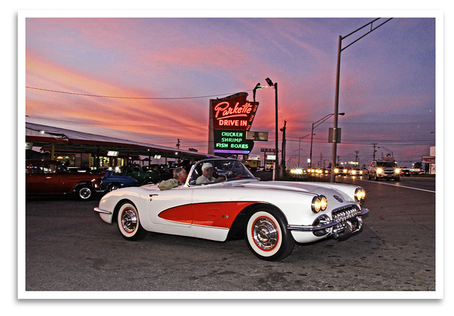 Roadster Sunset