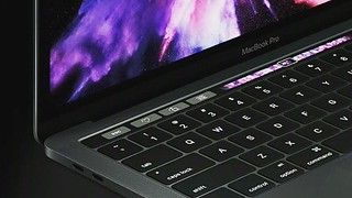 """Apple announced a new MacBook Pro with a touchscreen row of keys on Thursday. """"This week happens to be a huge week in the history of the Mac, and the history of Apple,"""" Apple CEO Tim Cook said. The price starts from $1,499 for the version with traditional 