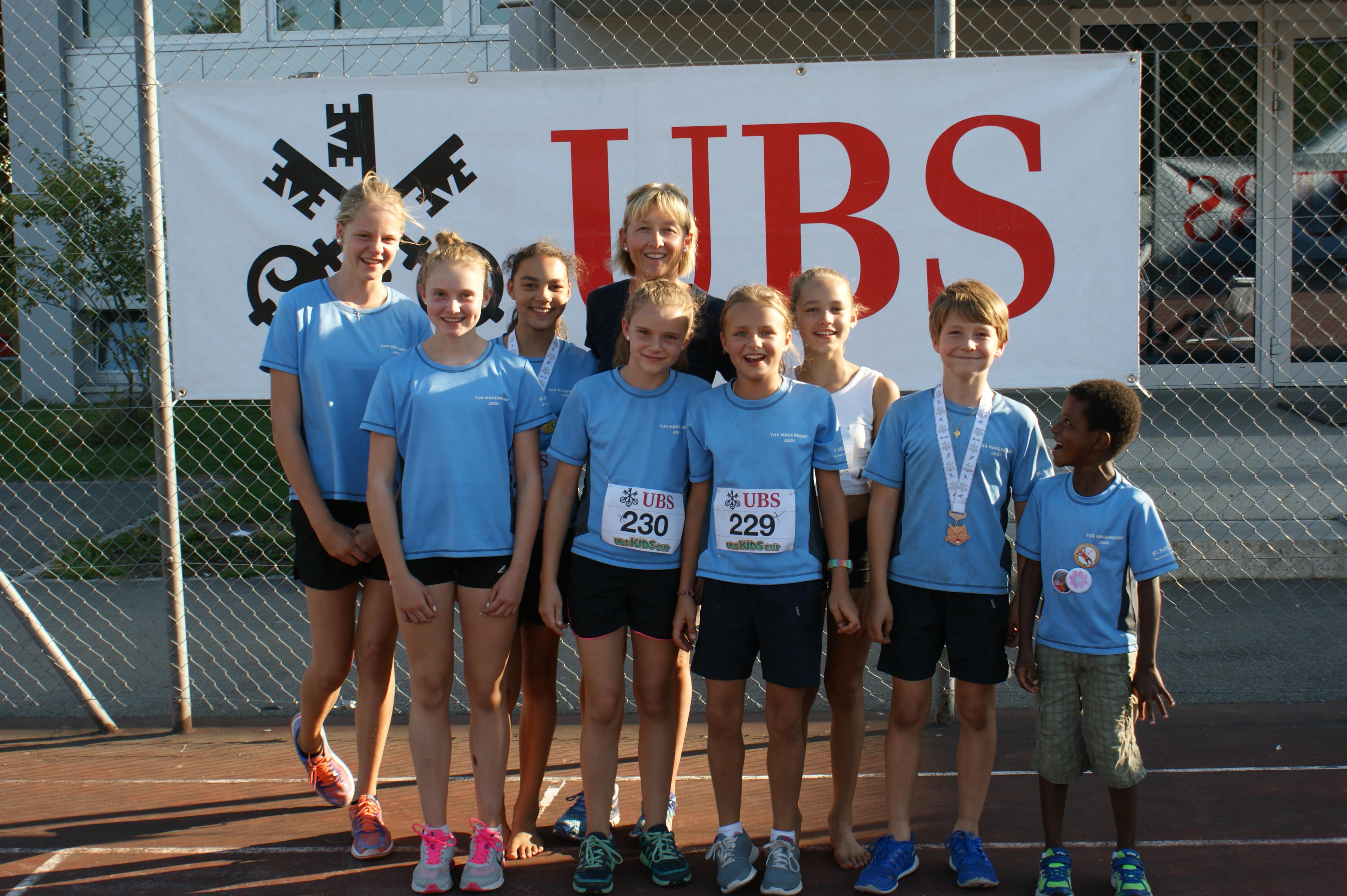 UBS Kids Cup Kantonalfinal Biberist 2015