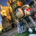 Shaun 25 `King Arthur of Lambelot & Excalibaaar by AreKev