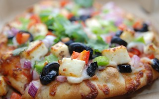 Pepper Paneer Pizza | by Anish Palekar