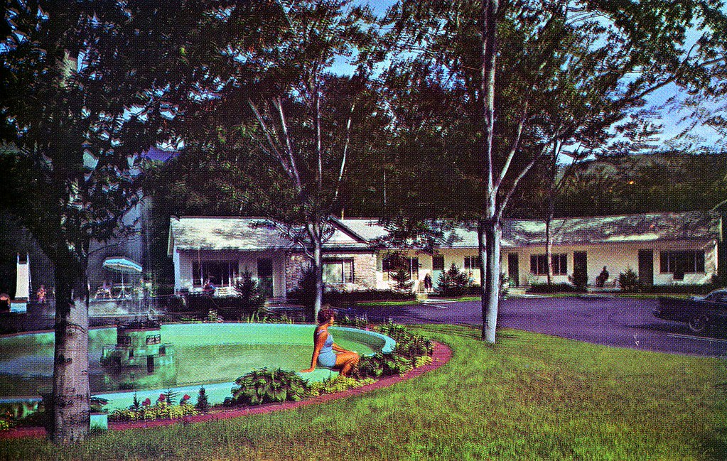 Superb Parkers Motel And Cottages Lincoln Nh U S Route 3 George Home Remodeling Inspirations Basidirectenergyitoicom
