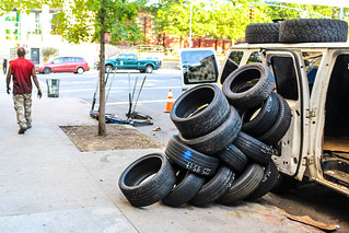 Spare Tires for Sale! | by Brian John Godfrey