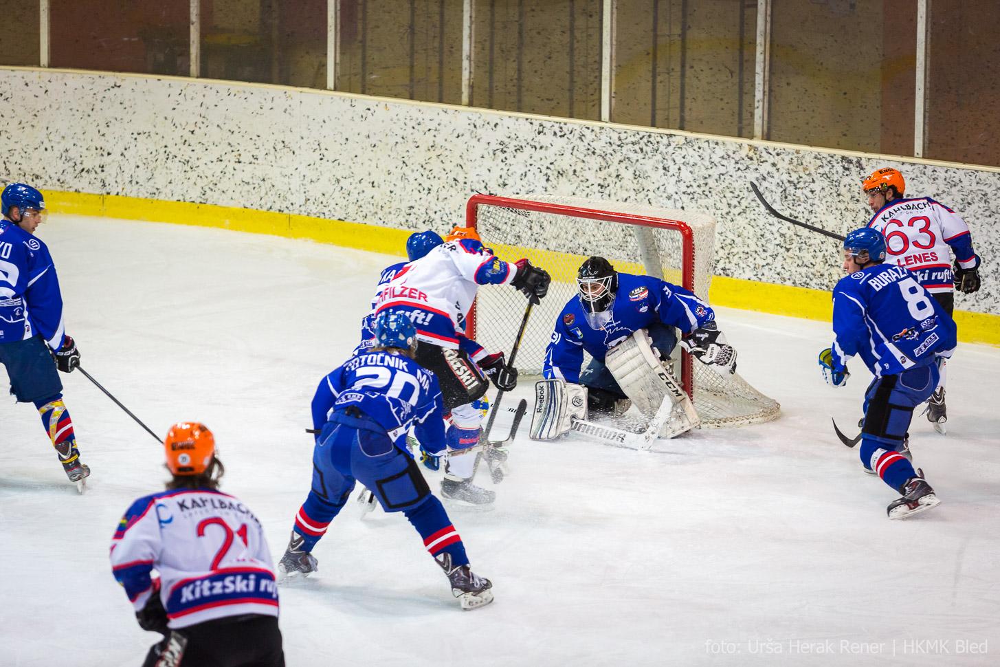 HKMK Bled vs. EC Kitzbühel