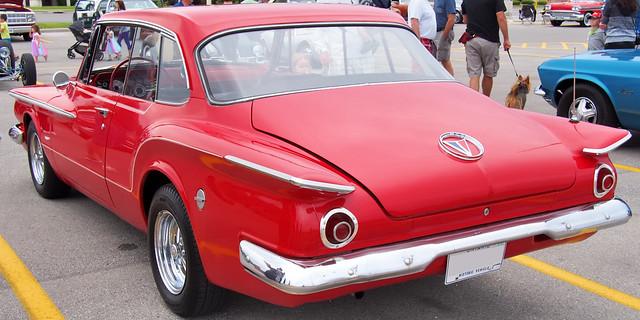 1962 Plymouth Valiant Signet 200 - Milton, Ontario..