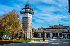 The Clock Tower of Dobrich