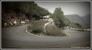 Ghats en route Srisailam Dam | by wanderingjatin