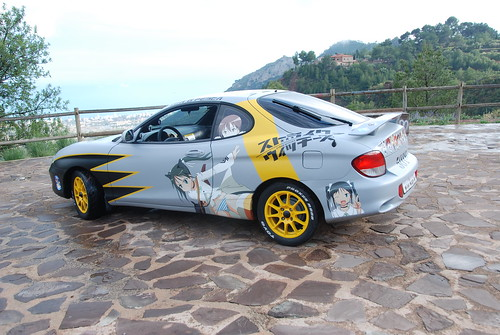 itasha strike witches españa