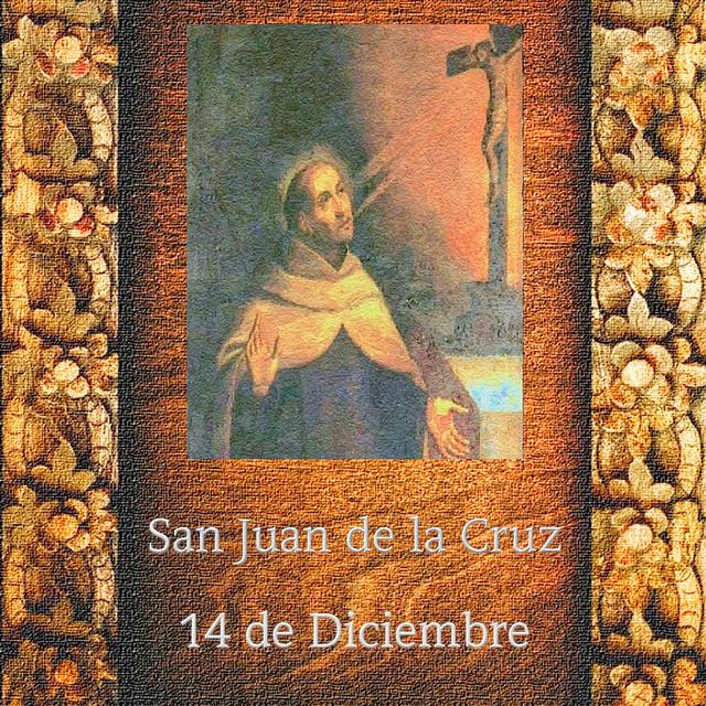 San Juan de la Cruz.(†Dedicado  al P.Cotallo)