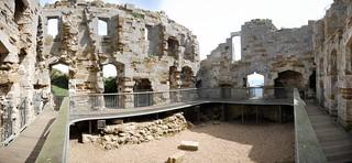Sandsfoot Castle   by paul cripps