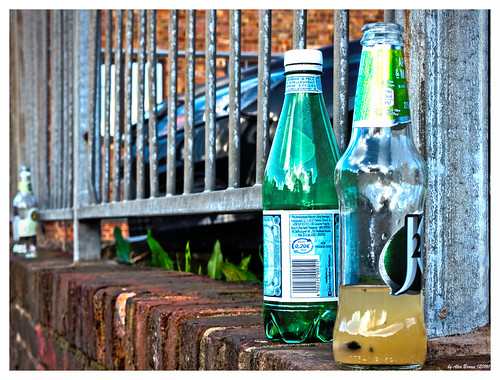 Urban Still Life, perhaps .....