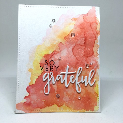 So Very Grateful | by Kimberly Toney