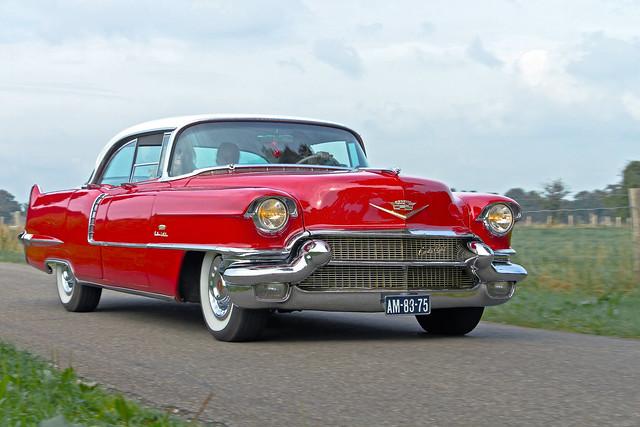 Cadillac Series 62 Sedan DeVille 1956 (9036)