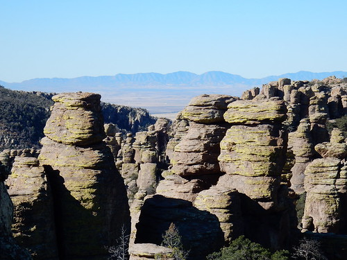 Chiricahua NM - hike - 5