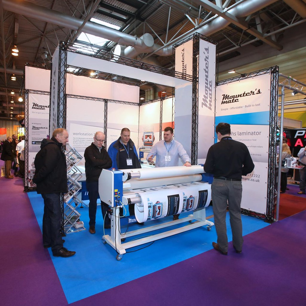 Simple Exhibition Stand Jobs : Exhibit stand trussing m is a global leader in the manu flickr