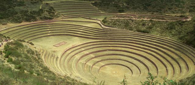 MORAY - Valle Sagrado, Cusco - Perú
