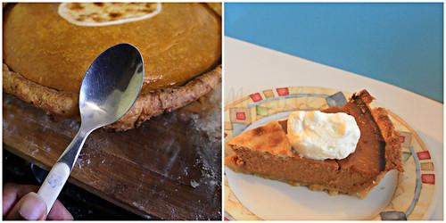 pumpkin pie -edit