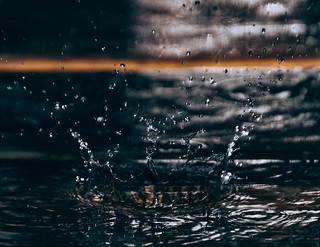 Raindrop   by Demarrio Spence