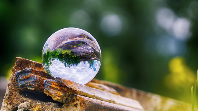 The world in my crystal ball...