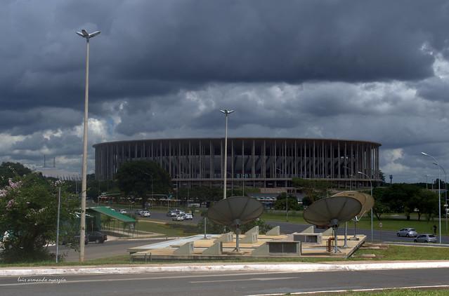 Estadio Mané Garrincha.