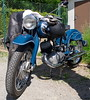 1956 NSU Superlux 201 ZB-55