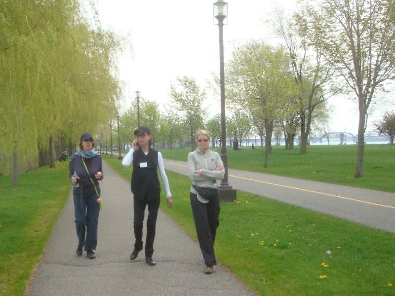 Marche pour soins palliatifs   Lachine 006