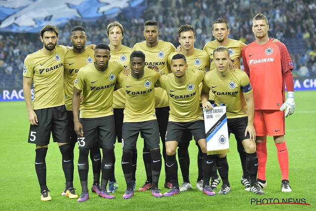 FC Porto - Club Brugge 02-11-2016