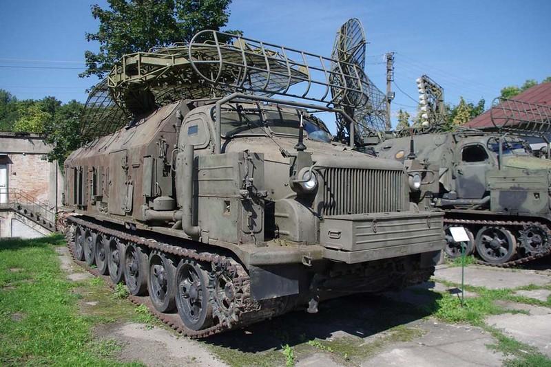 P-40 radar 18