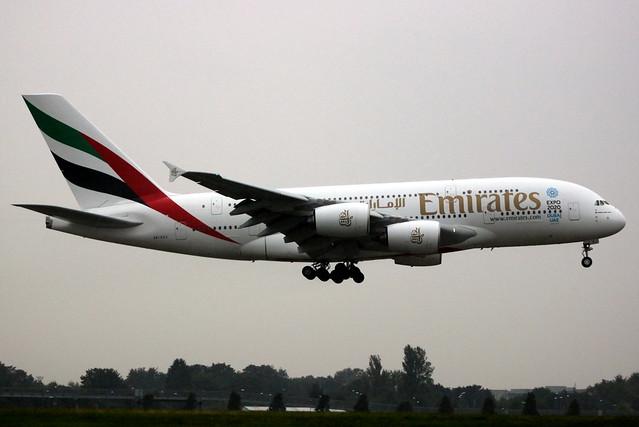 A6-EOJ A380 182 LHR 13-Aug-15