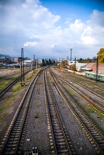 ADB projects in Georgia