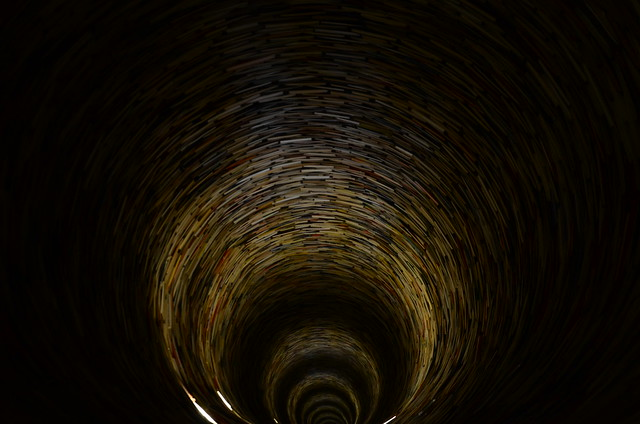 Tunnelbook in Prague