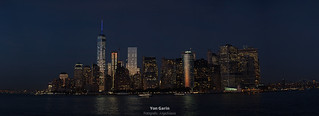 New York skyLine   by Yon Garin  Fotógrafo · Argazkilaria