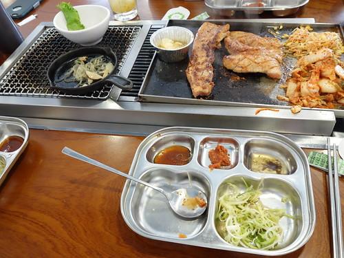 20151025 菜豚屋VEGE TEJI YA 有機生菜包肉@台北市 | by emma0319
