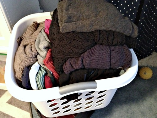 clothes to purge