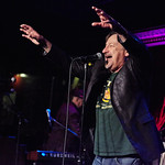 Sun, 01/11/2015 - 11:01pm - Southside Johnny  the Asbury Jukes light up the Cutting Room for an audience of FUV Members. Hosted by Dennis Elsas. Photo by Gus Philippas.