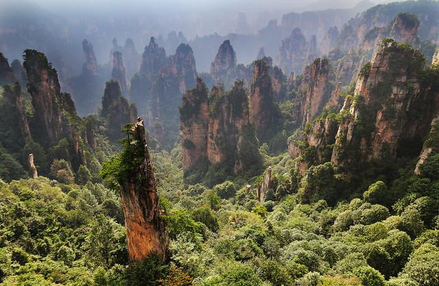 zhangjiajie National Park - Hunan - China
